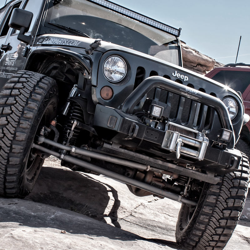 Fab Series Steering System for Jeep JK