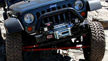 Project JK Jeeps - phase I