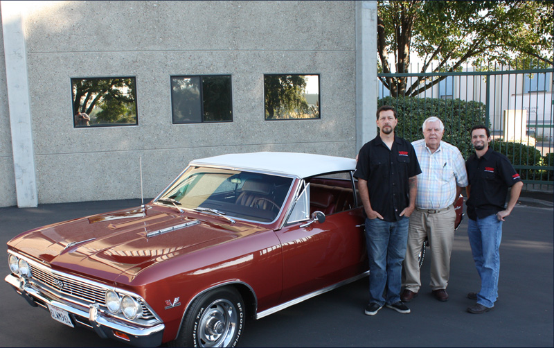 Founders of Rare Parts - Classic Car parts