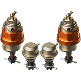 RP12573 Dual Load Carrying Ball Joint System